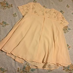 DELETING TODAY: NWOT F21 Rose Embroidered Beads